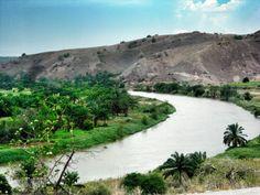 Keve River. Angola