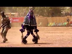 Zaouli African Dance...How I feel when people follow me on Pinterest. ♥