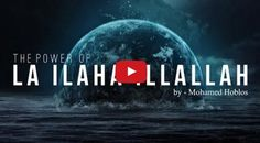 When Prophet Musa (PBUH) cried out to Allah for a unique dua'a just for him, Allah said 'Ya Musa, Say LA ILAHA ILLALAH'.  Learn about the power of this dua'a.