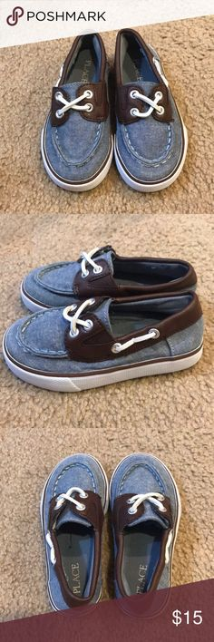 Boys casual shoes Cute pre loved boys shoes. In good condition. The Children's Place Shoes Dress Shoes