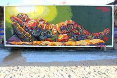 Interview with French 3-D canvas graffiti artist, Shaka | Underground Paris