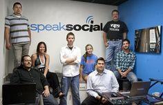 Speak Social Team