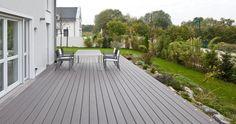 Maintenance Free Plastic Timber Decking  Prices