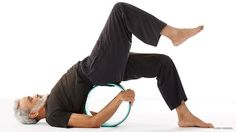 Supported Shoulderstand to Plow Pose