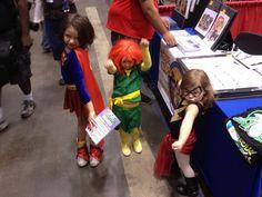 #Superhero #Girls