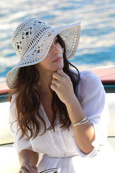 Sombreros a la cabeza Sombreros Para Dama a75d0667424