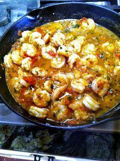 Evette+-+with+shrimp.jpg 954×1,278 pixels