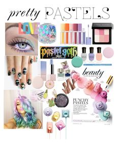 """""""🎂"""" by mariahhh17 on Polyvore featuring Belleza, Sephora Collection, Kat Von D, Deborah Lippmann, Bobbi Brown Cosmetics, Jin Soon, alfa.K, Too Faced Cosmetics, Smith & Cult y By Terry"""
