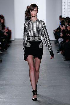 sass & bide present their AW14 collection, NOVATEUR at New York Fashion Week #sassandbide #nyfw #novateur http://novateur.nyfw.sassandbide.com/the-looks/look-1