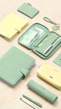 Notebooks, Journals, Kikki K, Stationery Design, Diaries, Note Cards, Planners, Continental Wallet, Zip Around Wallet
