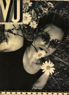 VU was a French illustrated weekly that innovated graphic design, photo journalism, periodical publishing and more. From March 21, 1928 (five years before LIFE magazine) to May 29, 1940, more than 600 issues were published - many were stunningly printed as sepia rotograveur.