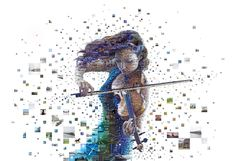 A violinist for Norfolk Southern | by tsevis