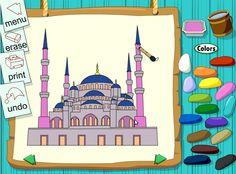 Line Game, Taj Mahal, Games, Color, Colour, Gaming, Plays, Game, Toys