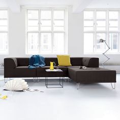 Wunderbar Middle Sofa Module   Beige By