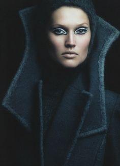 Antidote Magazine Photographer: Victor Demarchelier Model: Toni Garrn