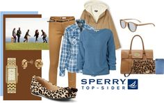 """Weekend Wear with Sperry Top-Sider"" by gailschurman on Polyvore"
