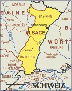 httpwwwmygencomimagesalsacefrancemappng Maps Germany