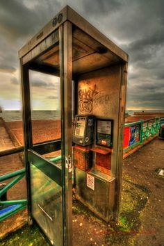 Derelict Phonebox