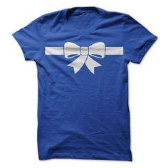 Christmas Ribbon T Shirt