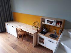 Candels, Kidsroom, Ikea Hack, Furniture Plans, Boy Room, Game Room, Kids Bedroom, Cribs, Corner Desk
