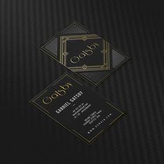Carte De Visite Gatsby