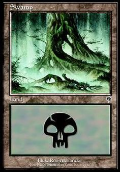 Swamp (3) ($.00) Price History from major stores - Invasion - MTGPrice.com Values for Ebay, Amazon and hobby stores!