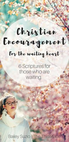 God's Word to the Waiting: Scripture to Encourage Your Heart Towards Patience