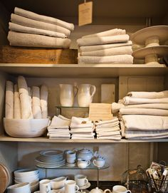 Simple yet sumptuous home goods, such as unbleached linens, white ceramic dishes, and mossy garden pots, put this mercantile on the map; but it's the ever-changing cache of antiques and vintage salvage — chandeliers, wood mantels, claw-foot tubs — that keeps shoppers coming back.  (718-388-1121; moonriverchattel.com)   - CountryLiving.com