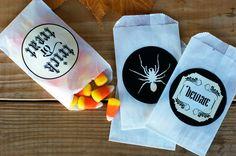 Quick & Easy Halloween Decor | Amy Atlas Events
