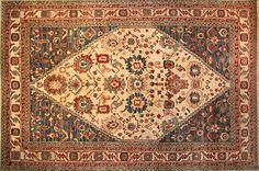 Bakshaish Rug (Nomad Rugs) ($1900)