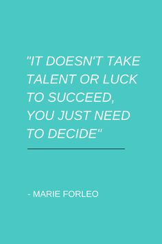 Overwhelmed & frustrated with your business? Get mentored by Marie Forleo, an 8 figure business owner. Learn how!