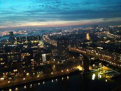 Rotterdam, Airplane View, New York Skyline, Travel, Viajes, Destinations, Traveling, Trips