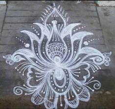 New Stylish Blouse Back Designs - Kurti Blouse Indian Rangoli Designs, Rangoli Designs Latest, Simple Rangoli Designs Images, Rangoli Designs Flower, Rangoli Patterns, Rangoli Border Designs, Beautiful Rangoli Designs, Mehndi Designs, Flower Designs