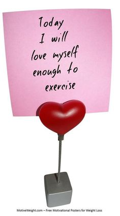 Love yourself!!