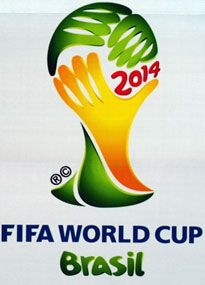 World Cup 2014! Ah I want to go!! Copa do Mundo 2014! Ah eu quero ir!