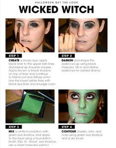 Halloween 2016 Makeup Tutorials Ideas Homemade