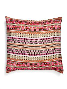 Silk Lounge Pillow by Alice & Trixie at Gilt