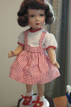 """15"""" Sybil Jason, child star of the 1930's Maker unknown"""