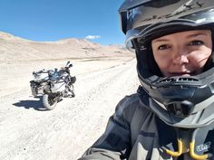 Today is International Women's Day, so we're celebrating some of today's most inspirational female adventure bike riders and their incredible achievements. Weekend Camping Trip, New Bmw, Bike Rider, Bmw Motorcycles, Sport Bikes, Ladies Day, Martial, Riding Helmets, Cool Pictures