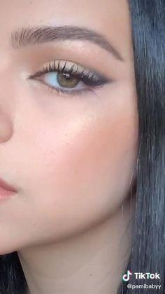 Makeup Eye Looks, Cute Makeup, Pretty Makeup, Makeup Art, Blonde Hair Makeup, Skin Makeup, Flawless Makeup, Maquillage On Fleek, Makeup Looks