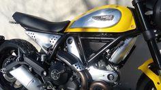 Ducati Scrambler by Misto