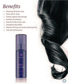 Does your hair need more oomph? #MONAT root lifter is here to save the day! For more information on how to transform your hair in just 90 days, visit kimwalden.mymonat.com