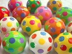 POLKA DOTS~dotty balls