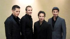 The Canadian Tenors   The Canadian Tenors learn how to say hello to their Thai fans ...