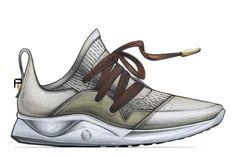 Bracket - PENSOLE World Sneaker Championship powered by Foot Locker