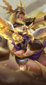 Heroes in the wallpaper is the hero who has entered the original server on the patch version -Humans will be regarded as human beings if th. Wallpaper Desktop/PC Mobile Legend HD All Hero Zero Wallpaper, Mobile Legend Wallpaper, Disney Wallpaper, Wallpaper Desktop, Female Characters, Anime Characters, Bruno Mobile Legends, Dark Rose, Alucard Mobile Legends