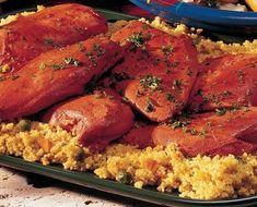 TANDIRDA #TAVUK SAĞLIKLI #YİYECEK Yummy Chicken Recipes, Turkey Recipes, Dinner Recipes, Dinner Ideas, Supper Ideas, Drink Recipes, Baking Recipes, Tandori Chicken, Indian Food Recipes