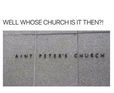 "17 Dank Christian Memes That'll Float You On Up To Heaven - Funny memes that ""GET IT"" and want you to too. Get the latest funniest memes and keep up what is going on in the meme-o-sphere. Church Memes, Church Humor, Catholic Memes, Church Camp, Stupid Funny Memes, Funny Relatable Memes, Haha Funny, Lol, Funny Stuff"