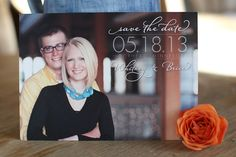 photo save the date cards. Engagement photography by @Katie Lewis. Photo taken at Plains Art Museum.