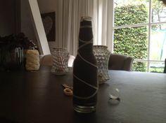 Sierlijke fles